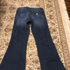 Pants - Guess flare jeans